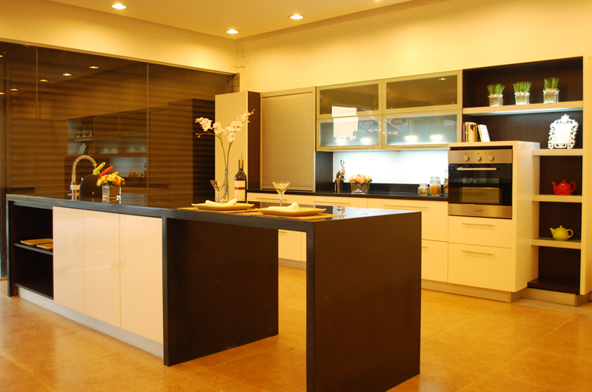 Kitchen saza design for Kitchen design quotation